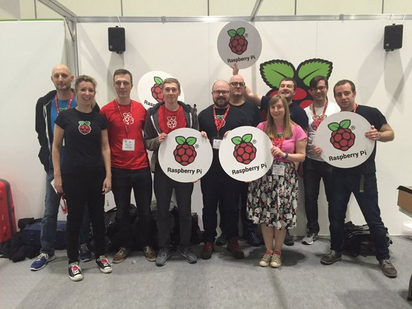 Meeting educators and learners at Bett 2016