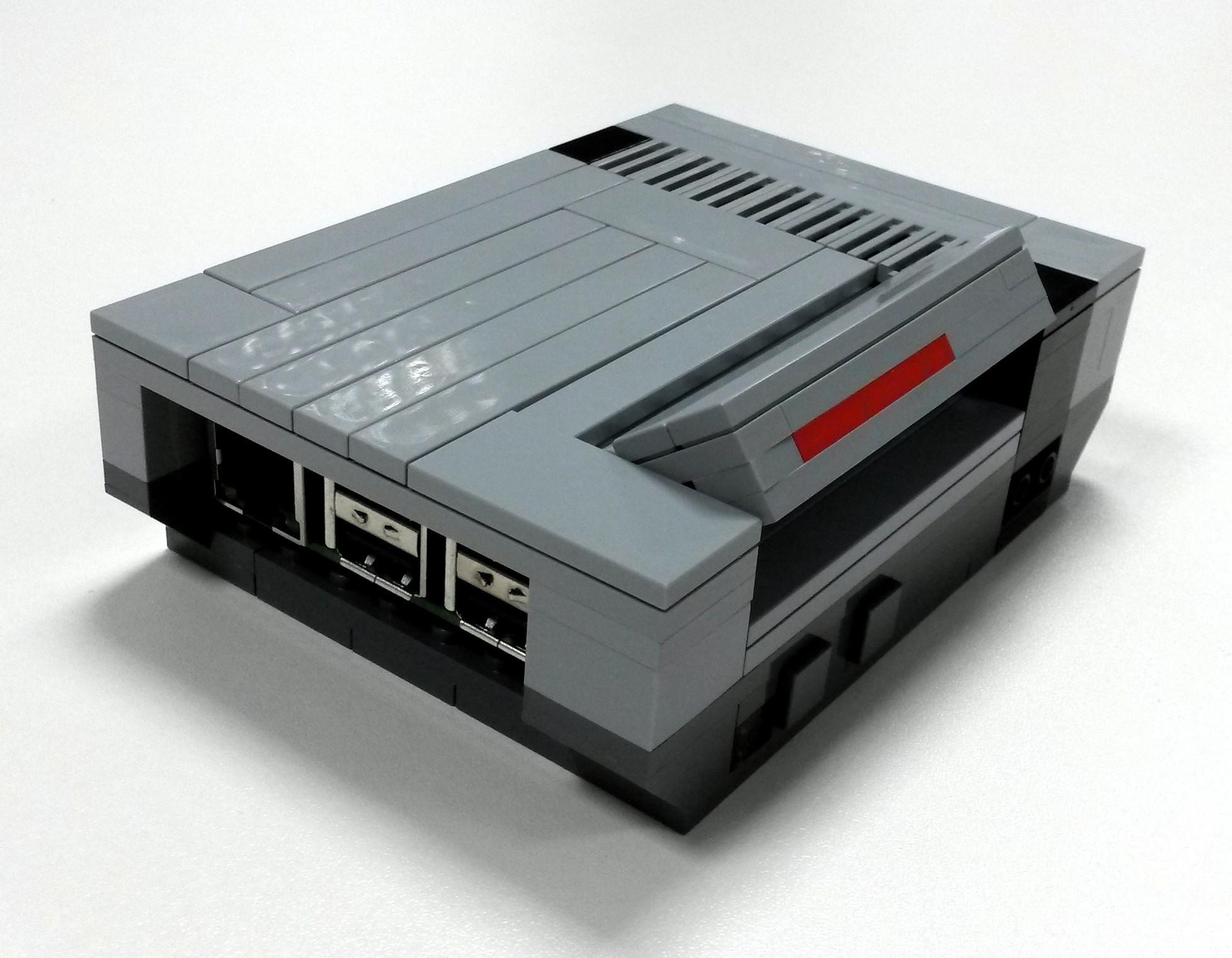 Lego Nespi Case Raspberry Pi