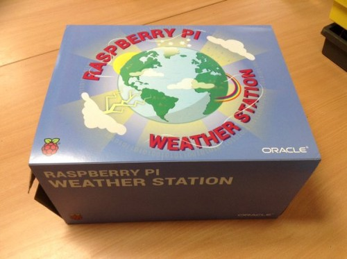 Raspberry Pi Weekly Issue #145 - Weather