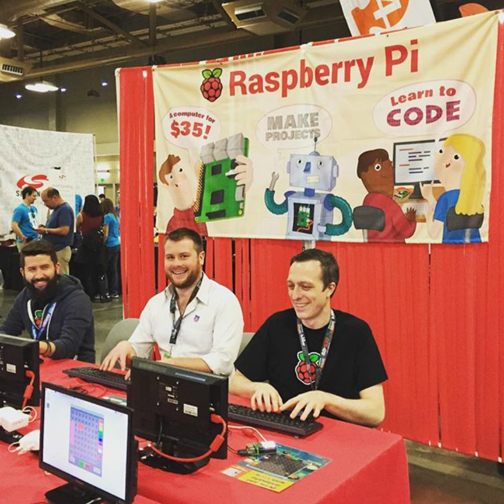 Raspberry Pi SX Team 1000