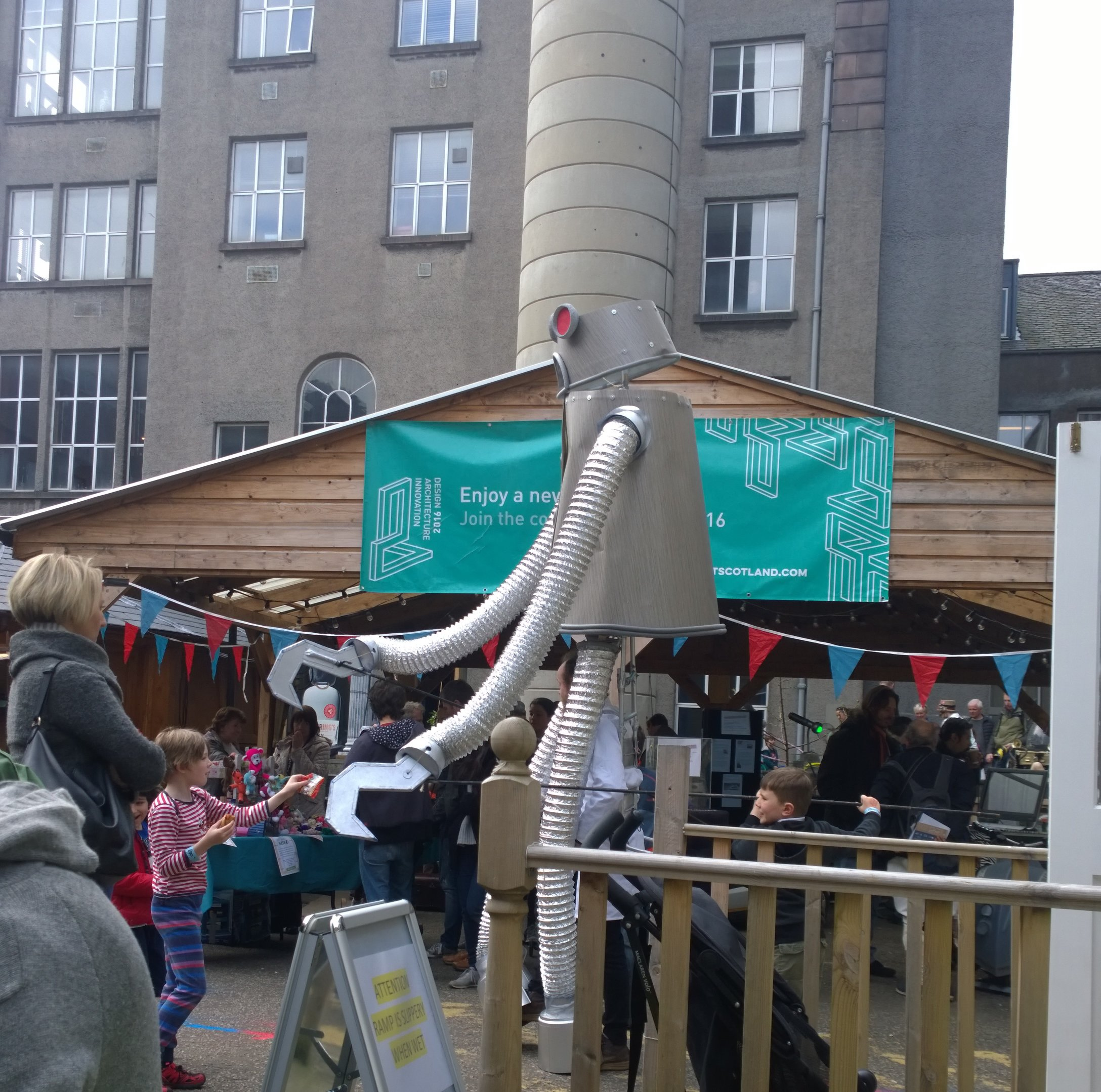 Edinburgh Mini Maker Faire