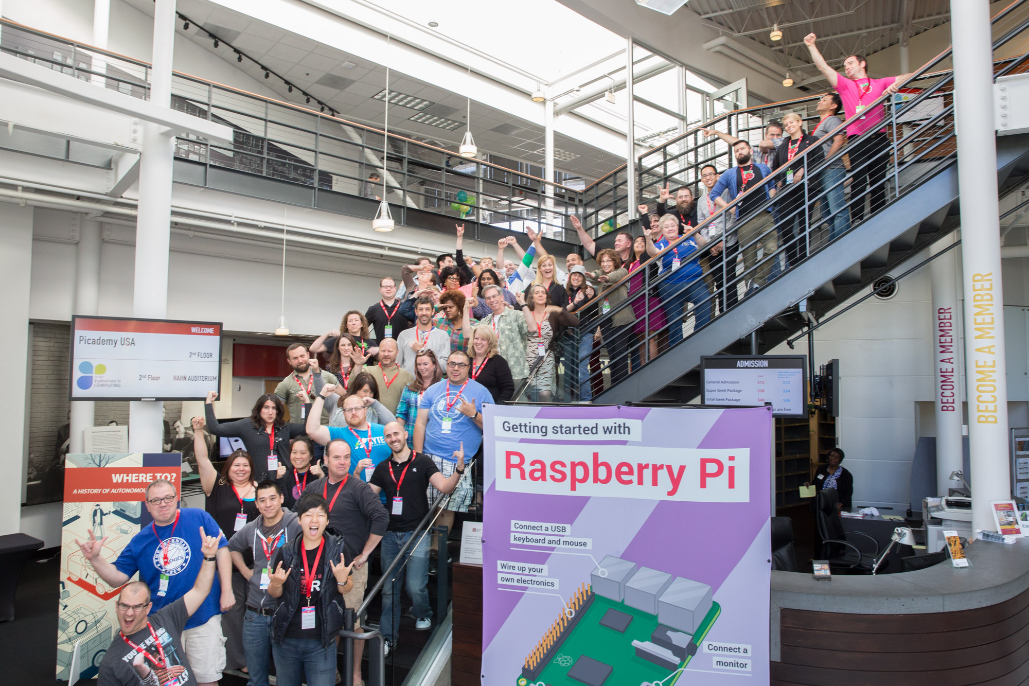 Raspberry Pi Weekly Issue #151 - Baltimore