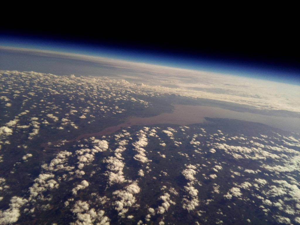 High altitude ballooning with Pi Zero