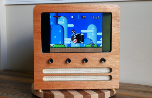 Retro Arcade Build