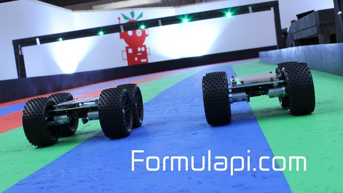 Formula Pi - Self-Driving Race Car