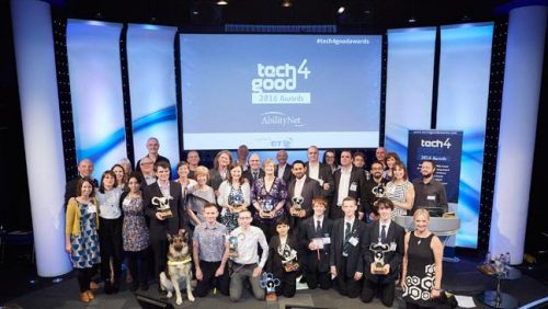 Tech4Good award winners 2016