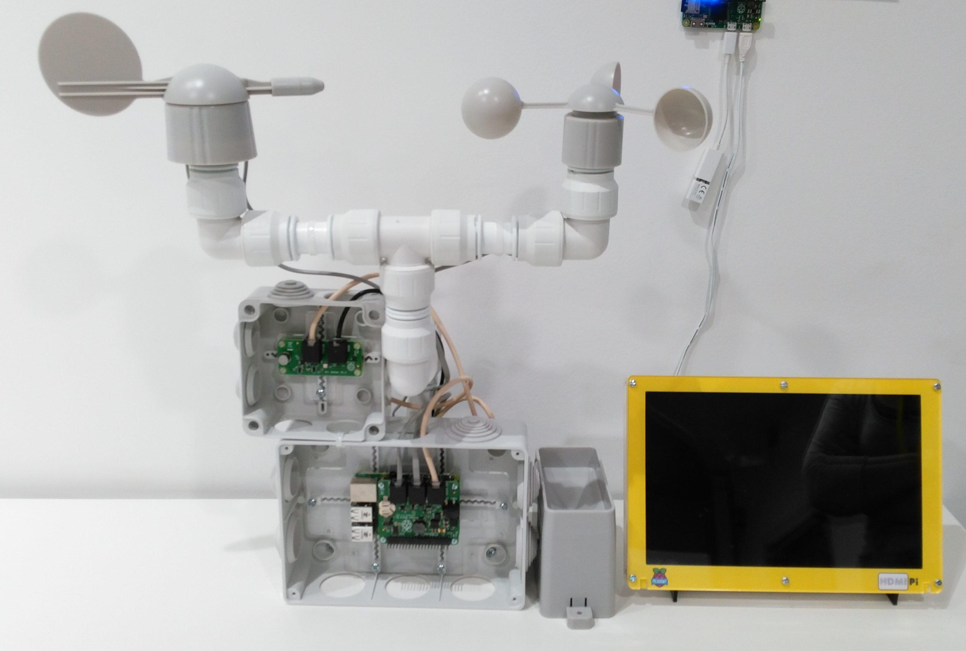 Raspberry Pi Oracle Weather Station FAQs - Raspberry Pi