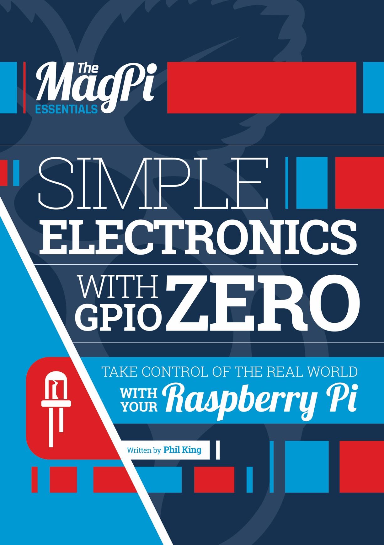 New MagPi Essentials book: simple electronics