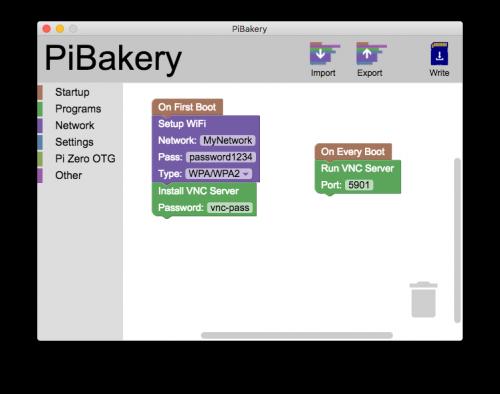 PiBakery - foolproof custom Raspbian setup - Raspberry Pi