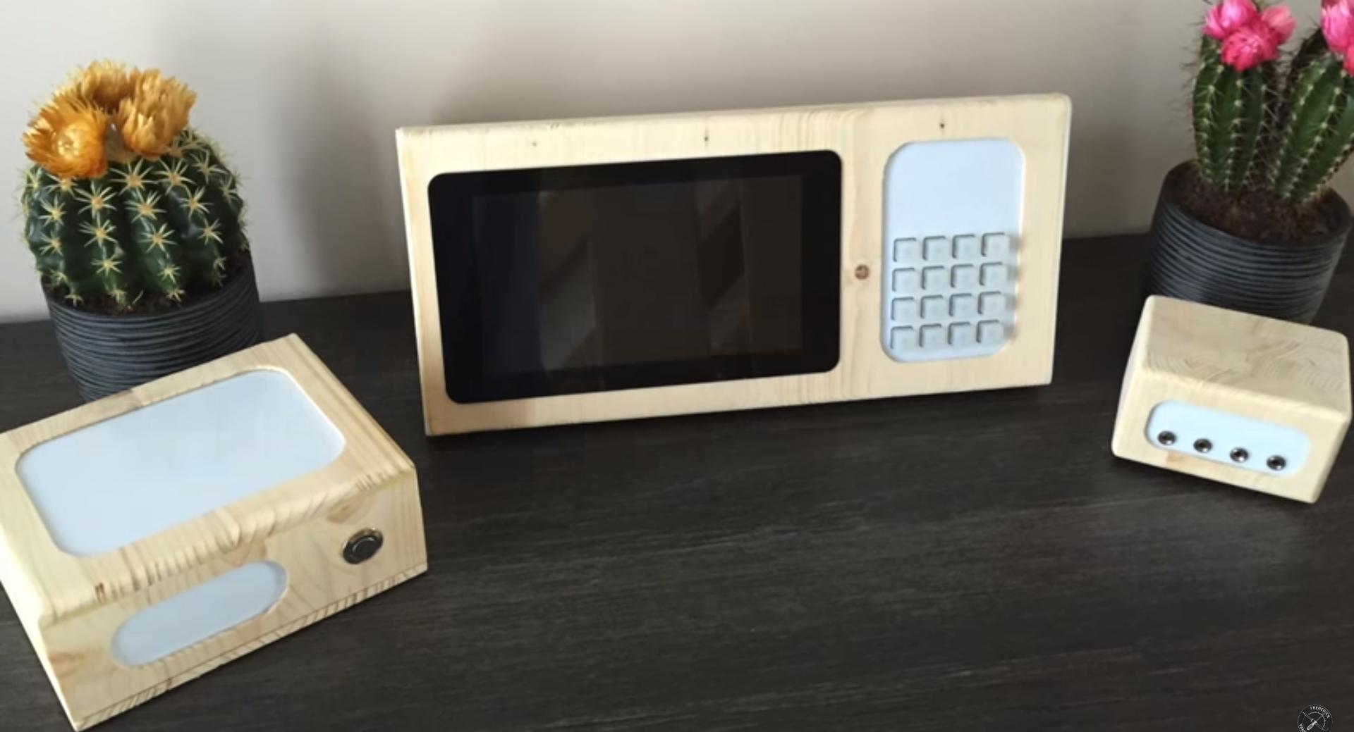 element14 Pi IoT Smarter Spaces Design Challenge