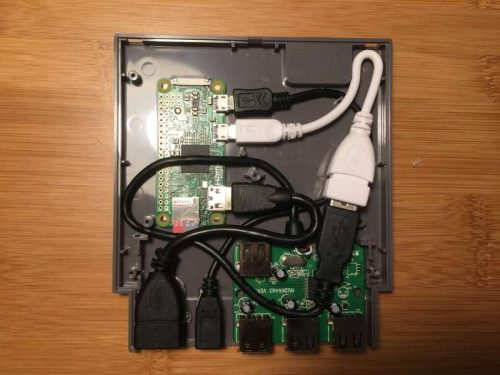 RetroPie Pi Cart