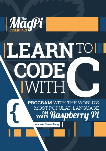 An Introduction to C & GUI Programming - the new book from Raspberry
