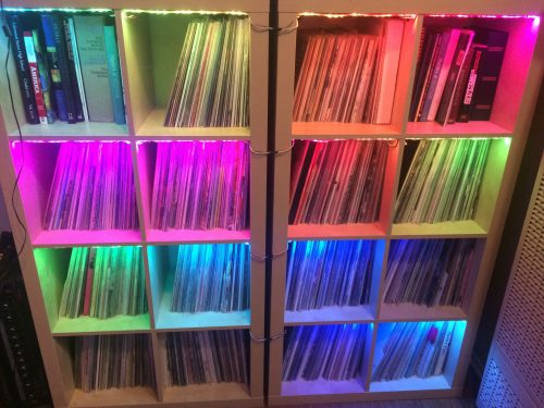 RecordShelf