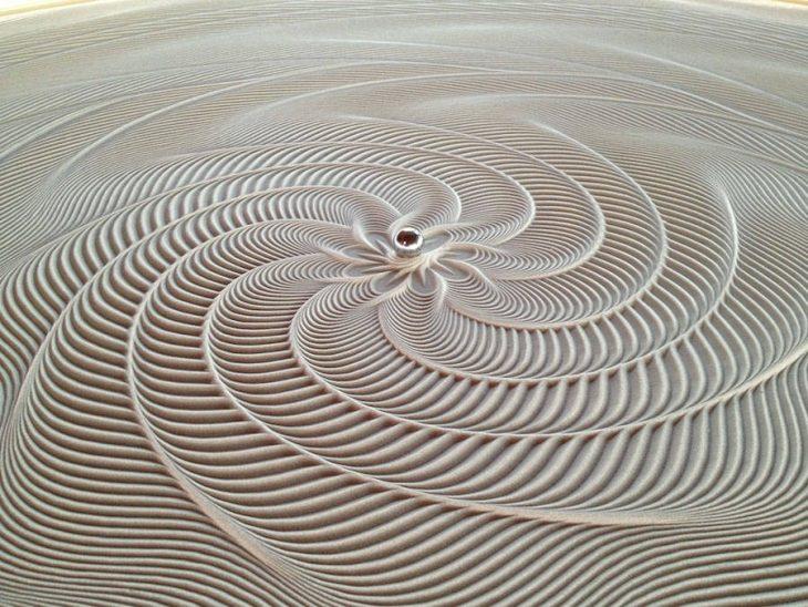 Sisyphus: the kinetic art table