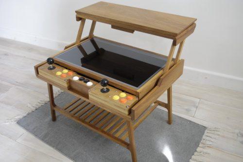 GuzziGuy RetroPie Table