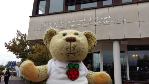 Babbage outside CERN