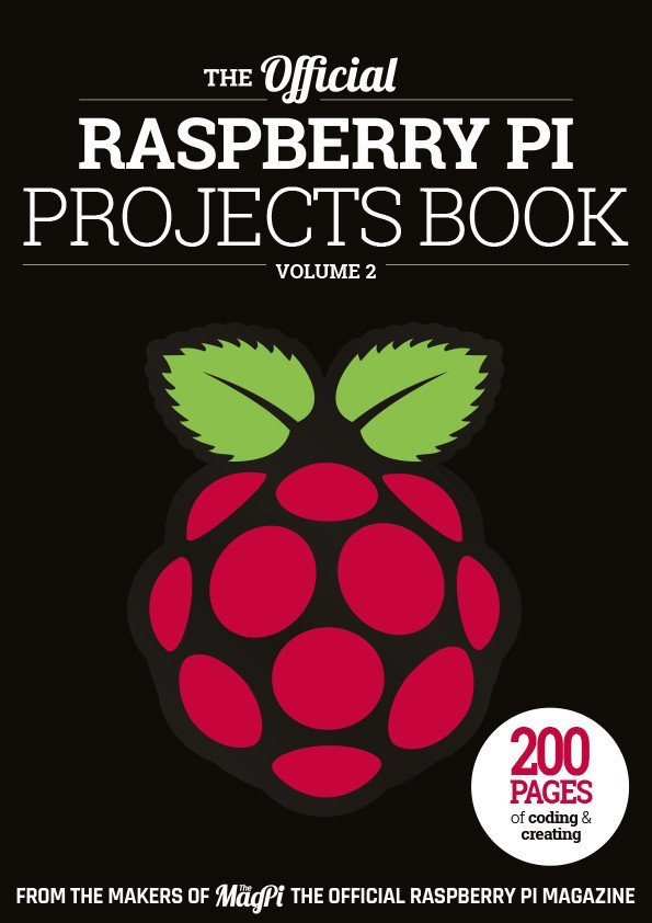 The Official Projects Book Volume 2 – out now!