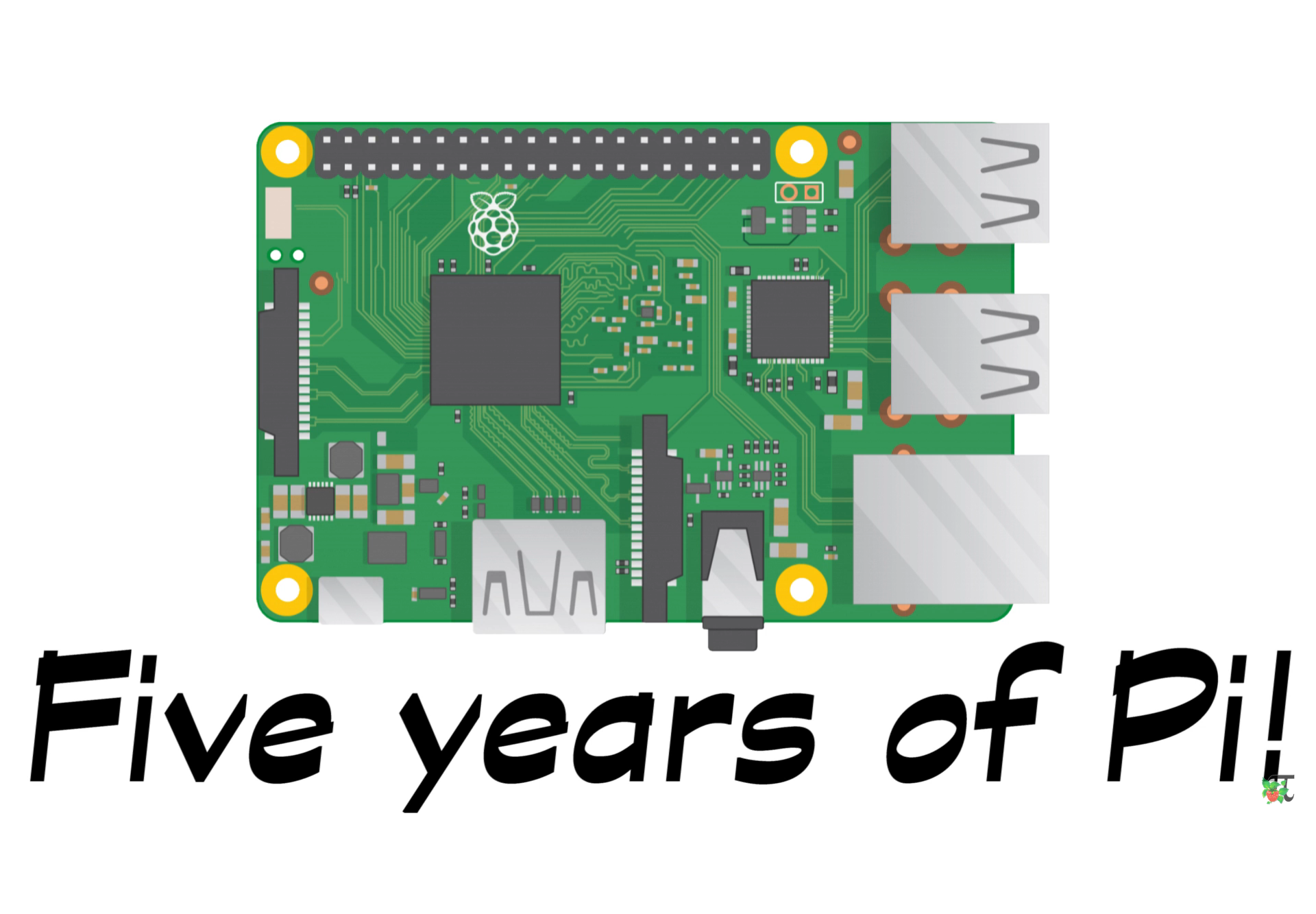 Video: Five Years of Pi
