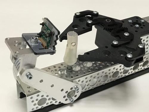 Stent Testing Robot Camera