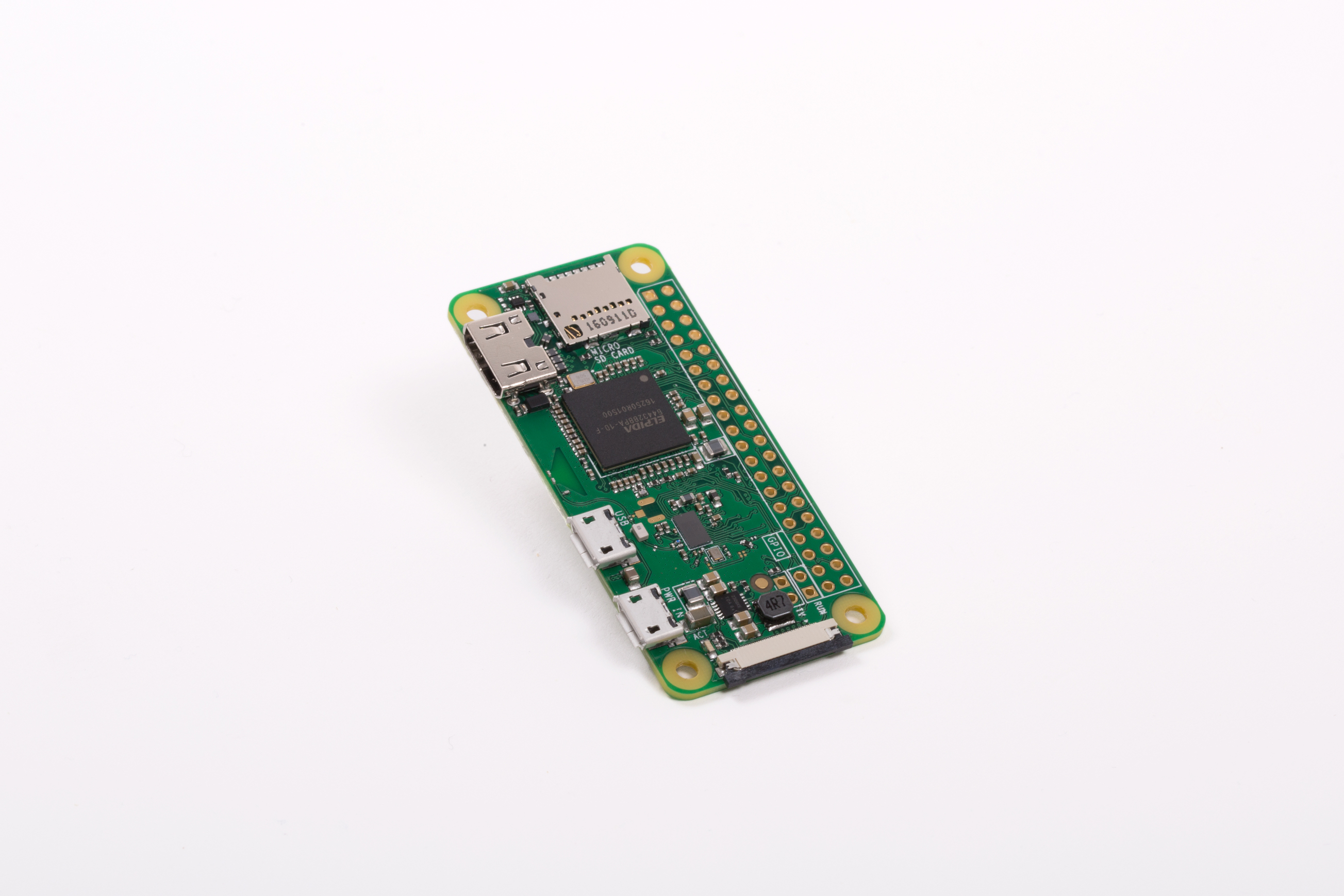 New product! Raspberry Pi Zero W joins the family ...