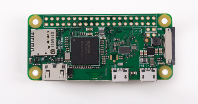 raspberry pi zero w, with wifi and bluetooth