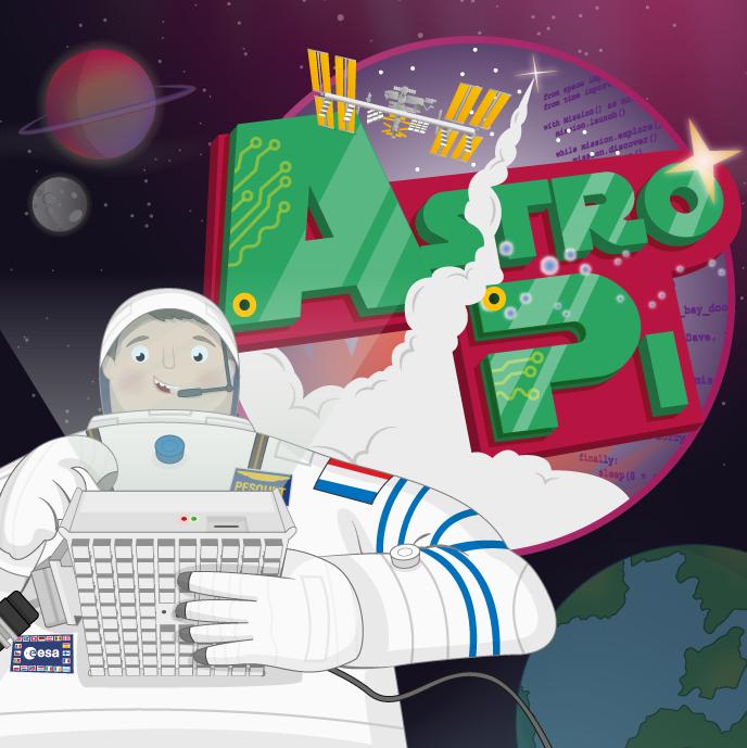 European Astro Pi Challenge winners