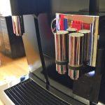 Pi Towers coffee machine glamour shot