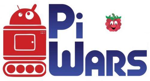 Pi Wars raspberry pi robot
