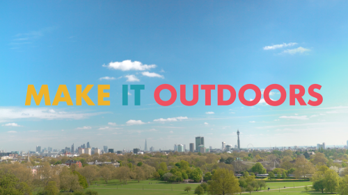Pioneers: Make it Outdoors: Pioneers events