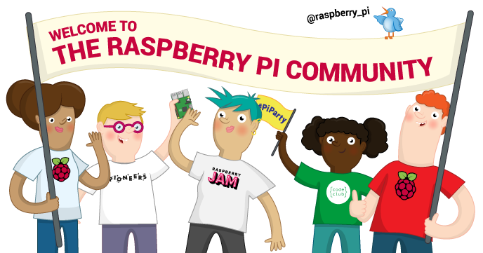 raspberry pi community projects blogs and more