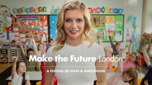 Make the Future graphic header image