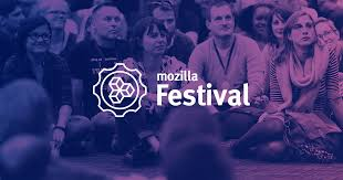 Mozfest logo graphic