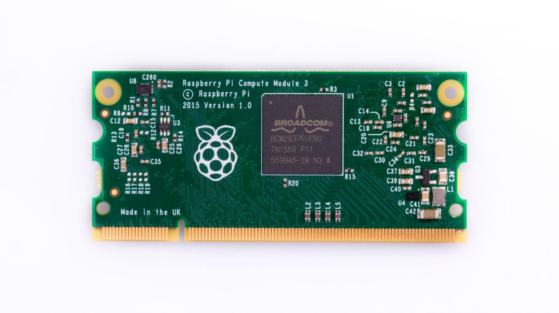 raspberry modules
