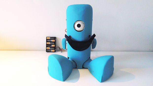 IoT Sleepbuddy, the robotic babysitter