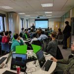 Intro to Julia language session at Raspberry Pi Foundation