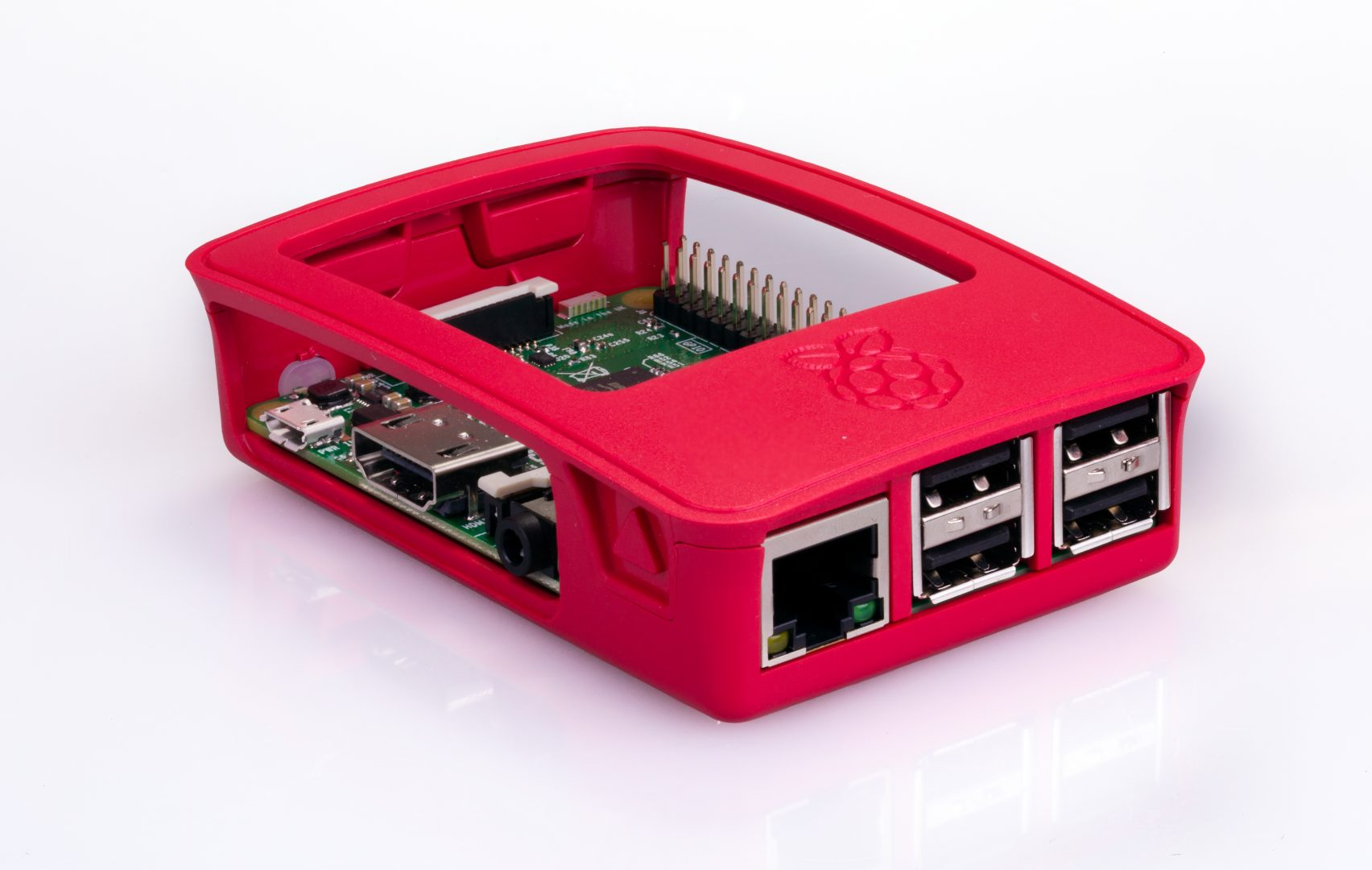 business case pi Raspberry pi 3 model b enclosure made from aluminum to provide a  it has  proven to be a huge success for businesses who use the raspberry pi in  hundreds  using our e-case range of enclosures allows you to have all.