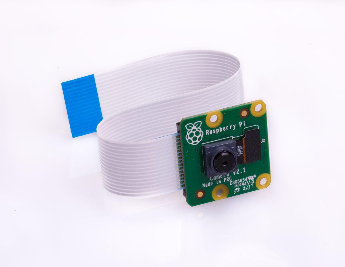 Camera Module V2 - Raspberry Pi