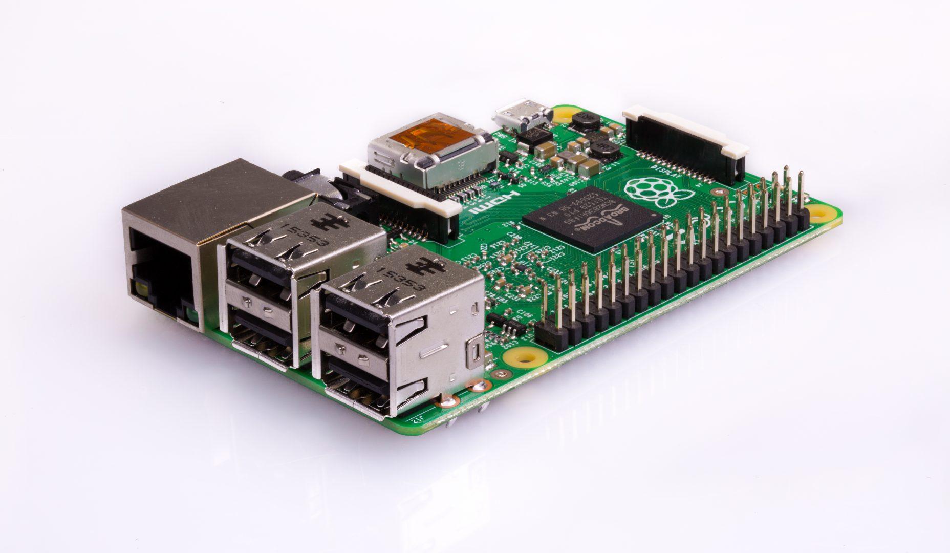 Raspberry Pi 2 Model B Raspberry Pi