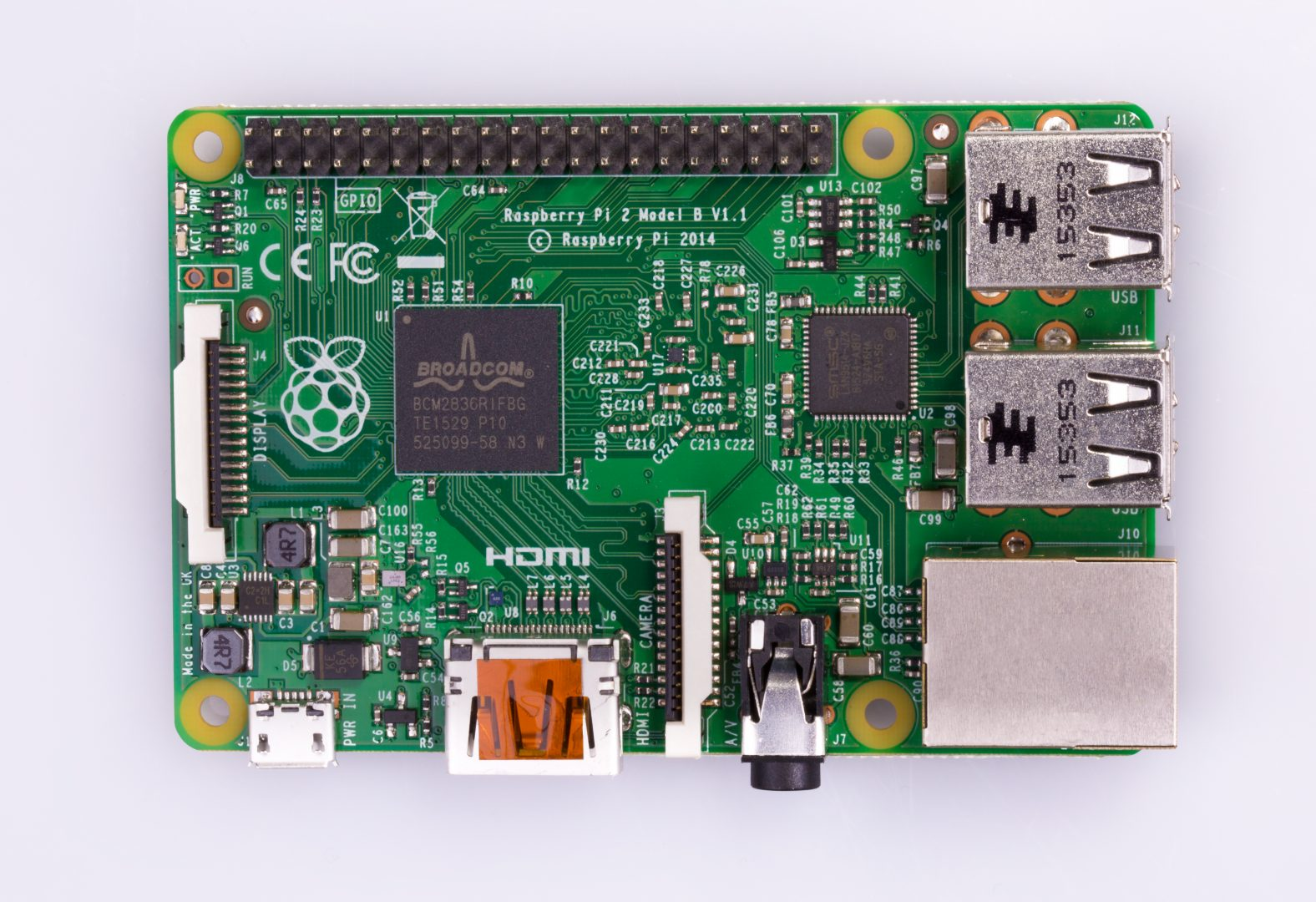 Raspberry Pi Model B Revision 20 Schematics Raspberrypi Installing Electrical For Your Basement 21 Things You39ll Need 2 Rh Org
