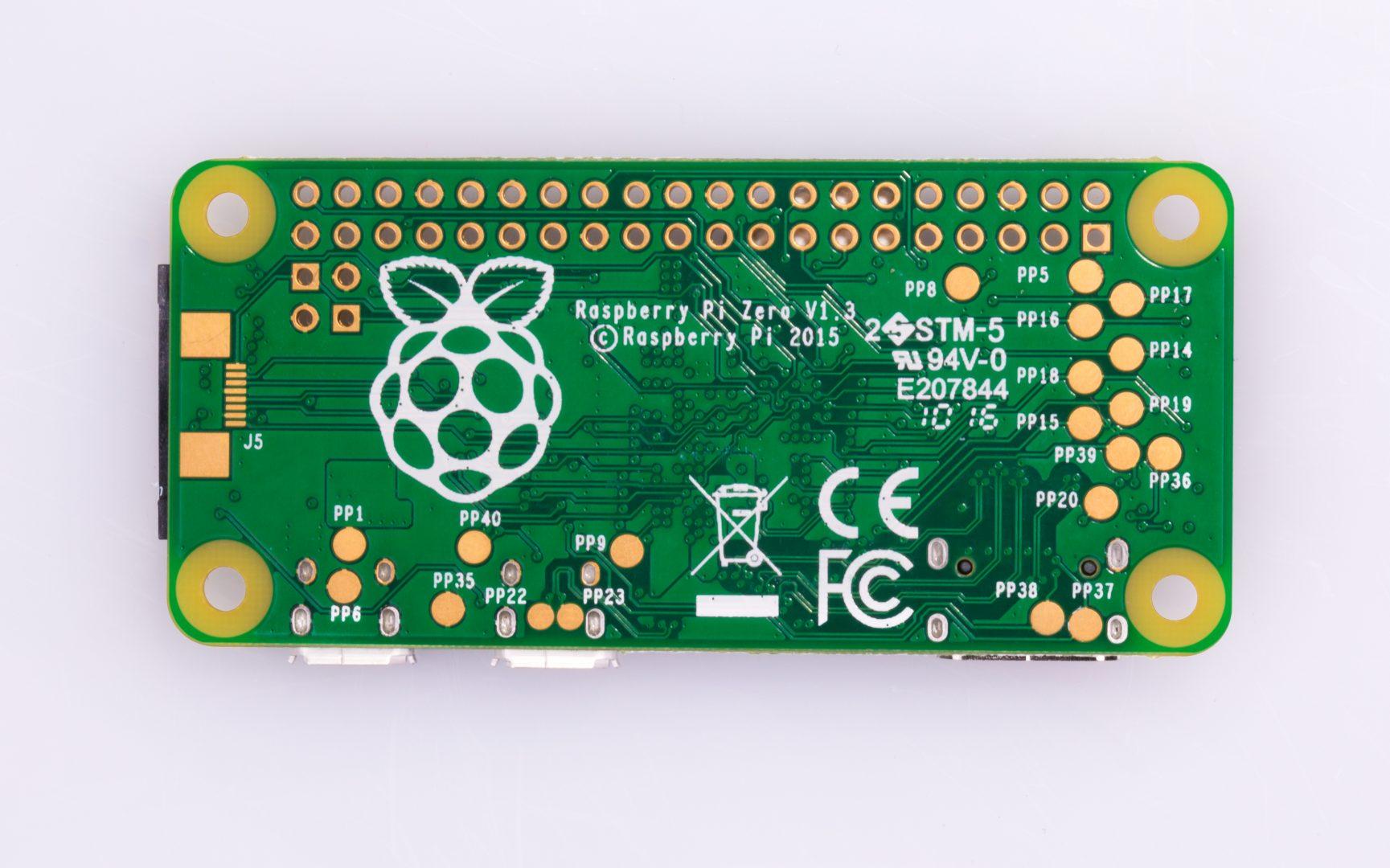 Raspberry pi zero a computer for 5 - Buy Now