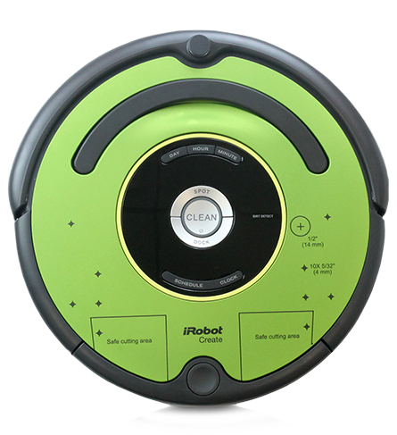 The Create 2 from iRobot