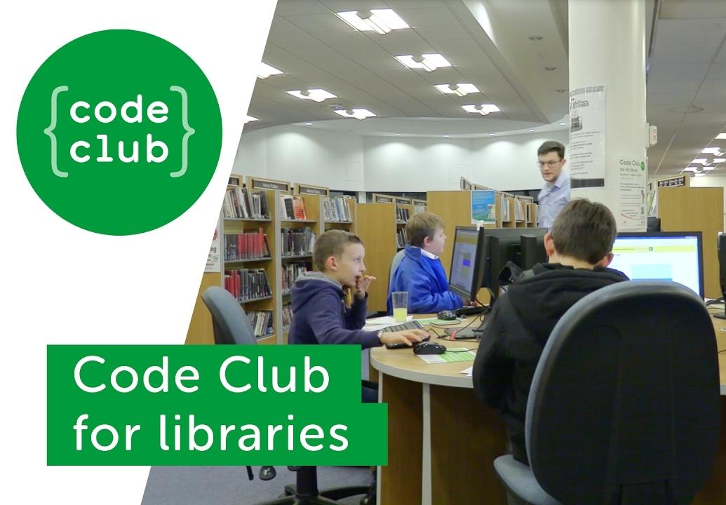 Code Club Library Raspberry Pi