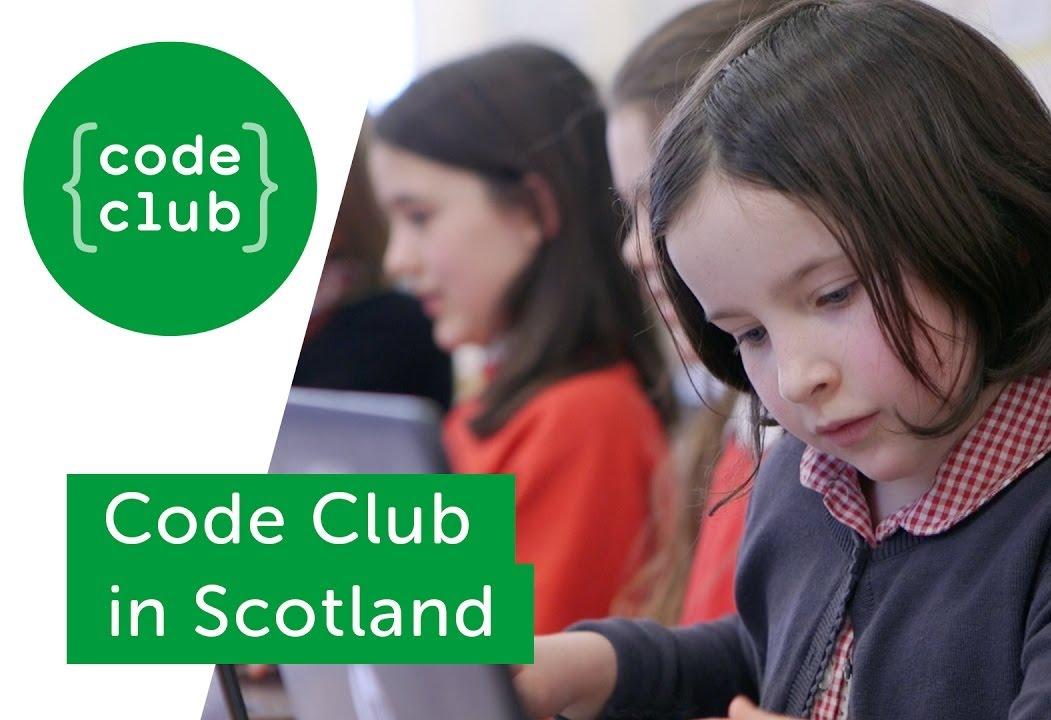Scotland Code Club Raspberry Pi