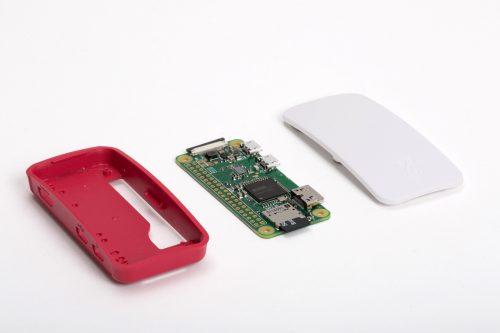 Raspberry Pi Zero W and Case - Pi Zero distributors
