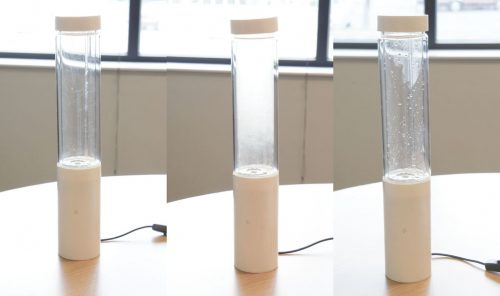 The Modern Inventor's Storm Glass