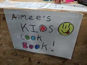 Coolest Projects 2017 Aimee's cook book