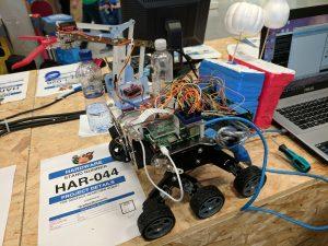 Coolest Projects 2017 coolest robot no.1