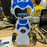 Coolest Projects 2017 coolest robot no.2