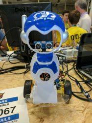 Coolest Projects 2017 coolest robot no.2