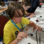 Coolest Projects 2017 NI Jam DOTS activity 4